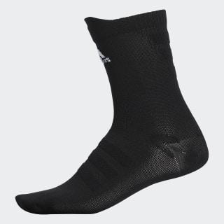 Alphaskin Ultralight Crew Socks Black CJ3486