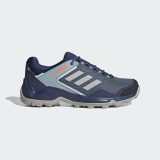 Obuv Terrex Eastrail GTX Tech Indigo / Grey Two / Signal Coral EF3514