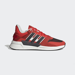 Run 90s Shoes Active Red / Core Black / Cloud White EF0585