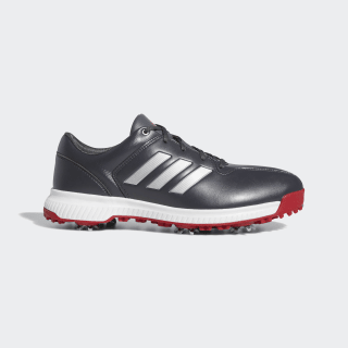 CP Traxion Shoes Grey Six / Silver Metallic / Scarlet BB7905