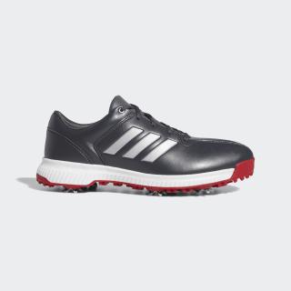 Sapatos Traxion CP Grey Six / Silver Metallic / Scarlet BB7905