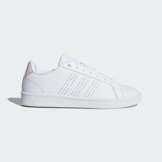 Cloudfoam Advantage Clean Shoes ftwr white / ftwr white / aero pink s18 DB0893