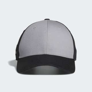 Casquette Colorblock Crestable Grey Three / Black DT0101