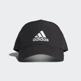 Beyzbol Şapkası Black / Black / White FK0898