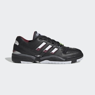Torsion Comp Shoes Core Black / Cloud White / Collegiate Burgundy EE7378