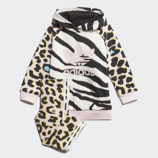Completo LZ Hoodie Multicolor / Clear Pink / Black FM9987