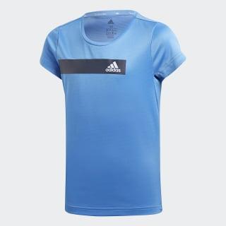 Camiseta Training Cool Lucky Blue / White DV2743