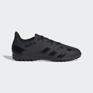 Predator 20.4 Turf Shoes Core Black / Core Black / Solid Grey EF1662