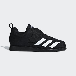 Sapatos Powerlift 4 Core Black / Cloud White / Core Black BC0343
