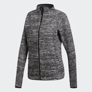 Veste Knit Fleece Dark Grey Heather CY2143