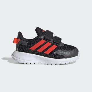 Tensor Shoes Core Black / Solar Red / Grey Six EG4139