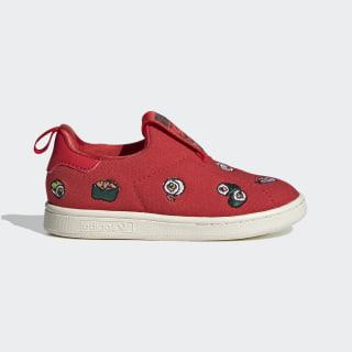 Sapatos Stan Smith 360 Lush Red / Lush Red / Core Black EF6663