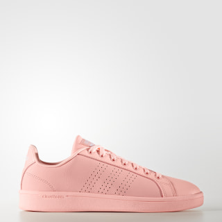 Cloudfoam Advantage Clean Shoes Haze Coral   Haze Coral   Cloud White AW3977 9c1ce21c5