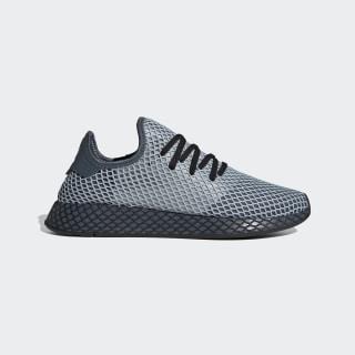Deerupt Runner Shoes Legacy Blue / Silver Metallic / Core Black EG5354
