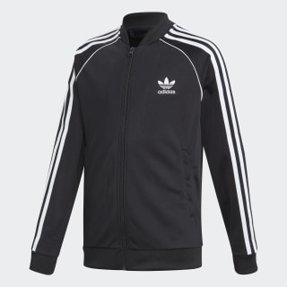 Track Jacket SST Black / White DV2896