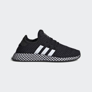 Deerupt Runner Shoes Core Black / Cloud White / Grey Five CG6850