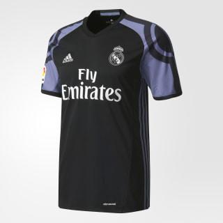 Jersey Tercer Uniforme Real Madrid BLACK/SUPER PURPLE AI5139