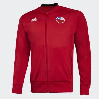 Chaqueta Fan Chile POWER RED/BLACK/WHITE EV6548