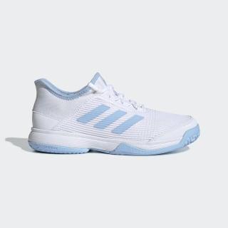 Adizero Club Ayakkabı Cloud White / Glow Blue / Cloud White G26837
