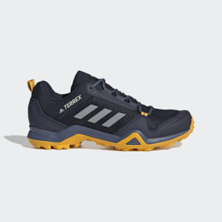 Sapatos de Caminhada AX3 TERREX Legend Ink / Grey Three / Active Gold G26563
