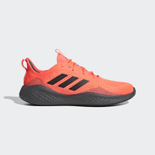 Fluidflow Shoes Signal Coral / Core Black / Grey Six EG3664