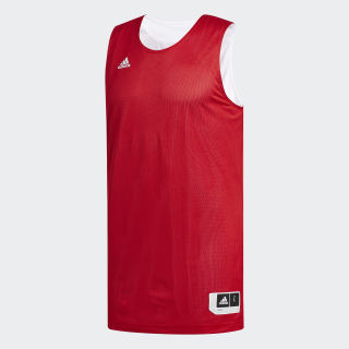 Camisa Dupla Face Explosive Power Red / White CD8687