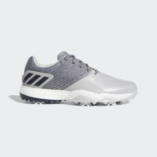 Adipower 4orged Shoes Grey / Collegiate Navy / Raw White F34192