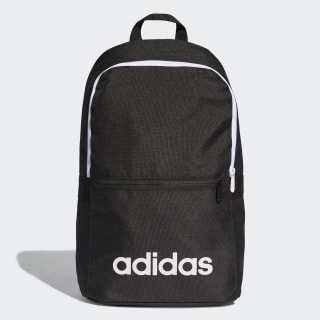 Linear Classic Daily Backpack Black / Black / White DT8633