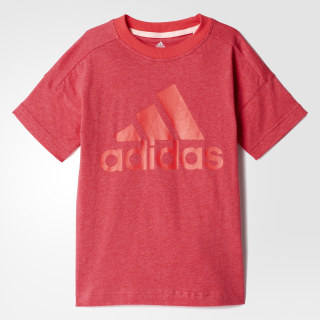 Playera Linear CORE PINK MEL. BK0956
