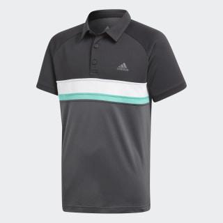 Camiseta Polo Colorblock Club DGH SOLID GREY CY9214