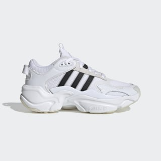 Magmur Runner Shoes Cloud White / Core Black / Grey Two EE5139