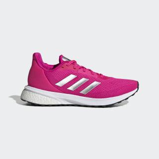 Zapatillas para correr Astrarun Shock Pink / Silver Metallic / Core Black EG5836
