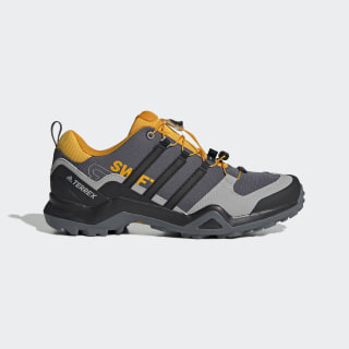 Terrex Swift R2 Hiking Schoenen Onix / Core Black / Active Gold G26558