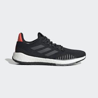 Pulseboost HD Winter Shoes Core Black / Grey Six / Solar Red FU7321