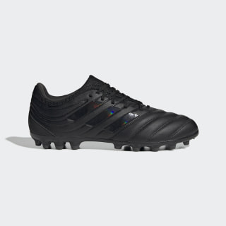 Scarpe da calcio Copa 19.3 Artificial Ground Core Black / Core Black / Silver Met. EF9012