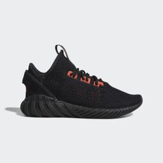 Tubular Doom Sock Primeknit Shoes Core Black/Trace Scarlet/Core Black CG5509