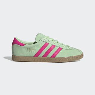 Stadt Shoes Glow Green / Shock Pink / Gold Metallic EE5726