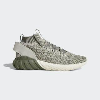 Tubular Doom Sock Primeknit Shoes Base Green / Sesame / Chalk White CQ0945
