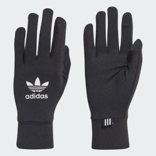 Techie Gloves Black / White ED8684