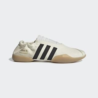 Taekwondo Shoes Cream White / Core Black / Gum D98204