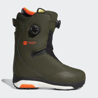Acerra 3ST ADV Boots Night Cargo / Core Black / Solar Red D97890