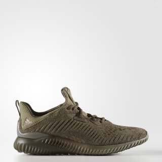 alphabounce Leather Shoes Branch / Trace Cargo / Core Black CG4787
