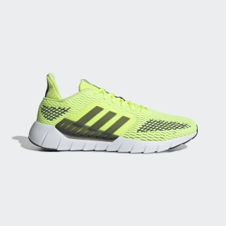 Tênis Climacool Asweego Hi-Res Yellow / Grey Six / Cloud White F36326
