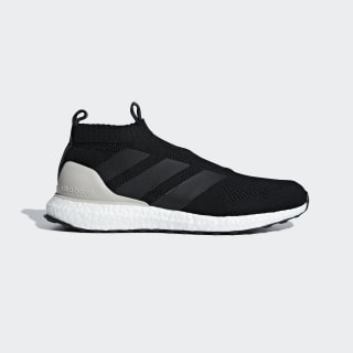 A 16+ UltraBOOST Schuh Core Black / Clear Brown / Dark Grey BB7417