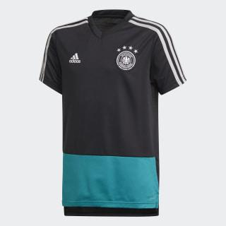 Camiseta entrenamiento Alemania Black / Eqt Green / Grey Two CE4938