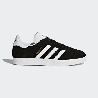 Gazelle Shoes Core Black / Cloud White / Gold Metallic BA9595