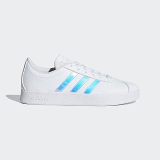 VL Court 2.0 Shoes Cloud White / Cloud White / Clear Orange F36384