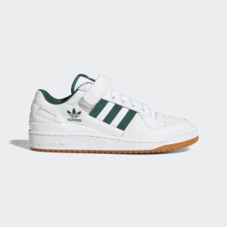 adidas Forum Low Top Shoes - White  3b8947832