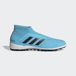 Zapatos de Fútbol Predator 19.3 Césped Artificial Bright Cyan / Core Black / Solar Yellow EF0389