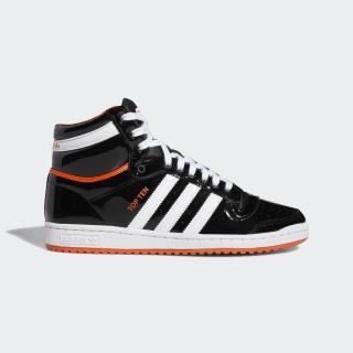 Top Ten Hi Shoes Core Black / Cloud White / Orange FV2449